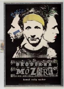 Bröderna Mozart (1986) Filmografinr 1986/02