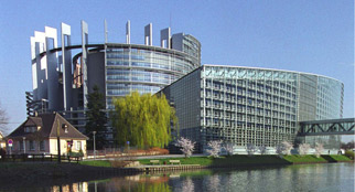 Strasbourgbyggnad